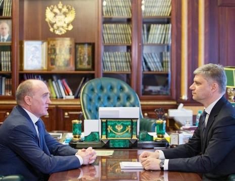 Генеральный директор - председатель правления ОАО «Российские железные дороги» (ОАО «РЖД) Олег Бе