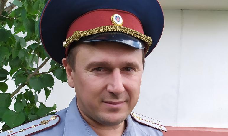 Сотрудник уголовно-исполнительной инспекции из Магнитогорска (Челябинская область) Рафаил Вагапов