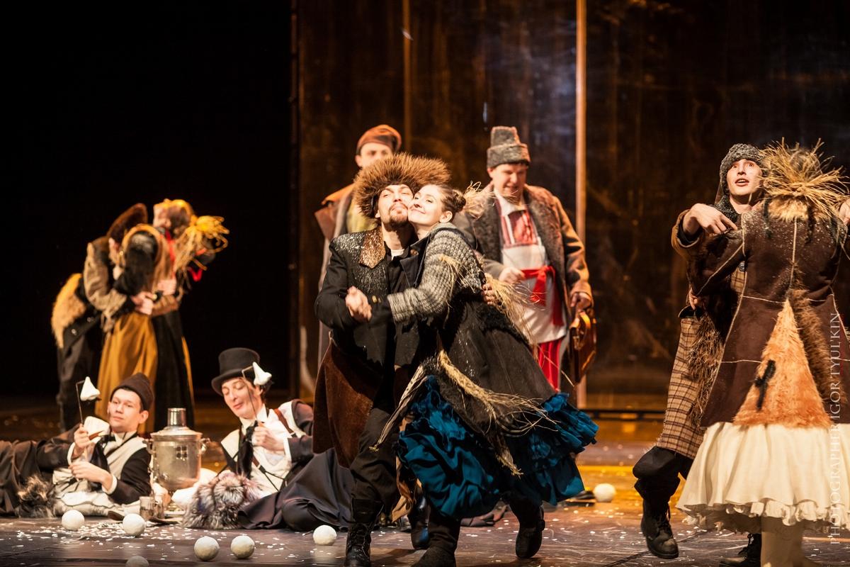 Театр Ижевска с 80-летней историей, многогранным репертуаром, разноплановой труппой представит Че