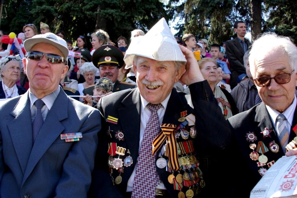 Такой подарок ко Дню Победы сделала им компания «Ростелеком». Также ветераны смогут бесплатно в т