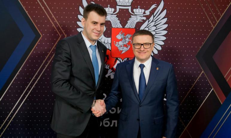 Губернатор Челябинской области Алексей Текслер принял участие в заседании внеочередного общего со