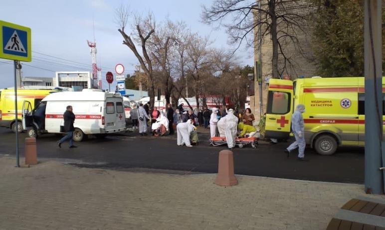 В Челябинске заканчиваются восстановительные работы в ГКБ № 2 рядом с которой взорвалась кислород