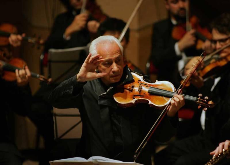 Вместе с «Виртуозами Москвы» в первом концерте нового сезона Челябинской филармонии выступят моло