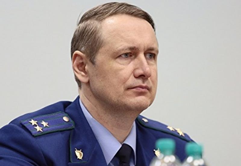 Назначен новый прокурор Челябинской области. Им стал Виталий Лопин. Указ о назначении Вита