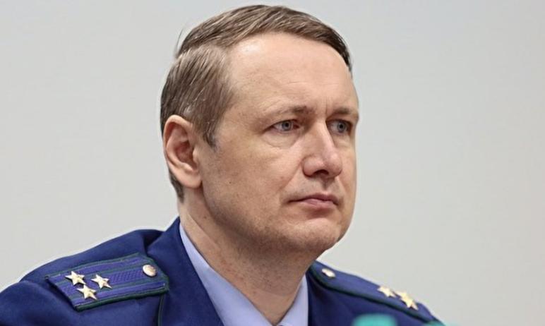Экс-прокурор Челябинской области Виталий Лопин устроился на работу в «Русскую медную компанию» на