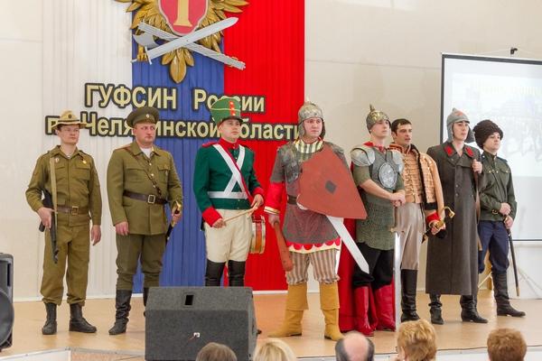 В приветственном слове к финалистам первого этапа IV Всероссийского конкурса «Виват, офицеры!» об