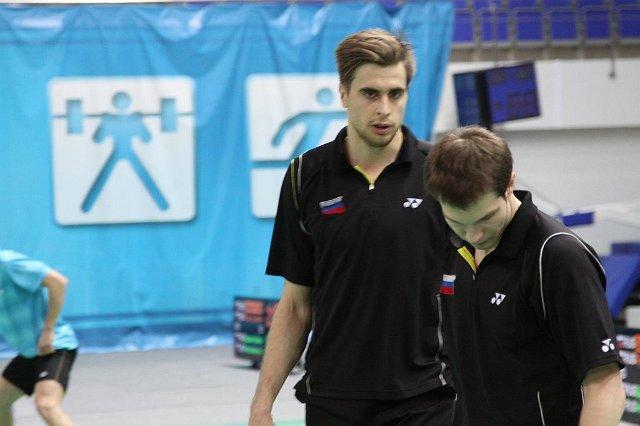 Воспитанник тренера высшей категории Валерия Лебедева доминировал на площадке и в двух партиях од