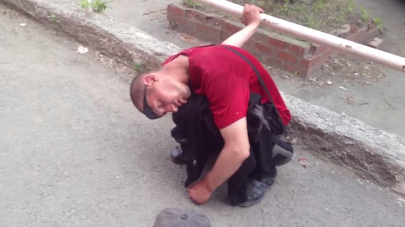 Вначале генерал-майор полиции Евгений Савченко подвел итоги деятельности наркоконтроля и привел н
