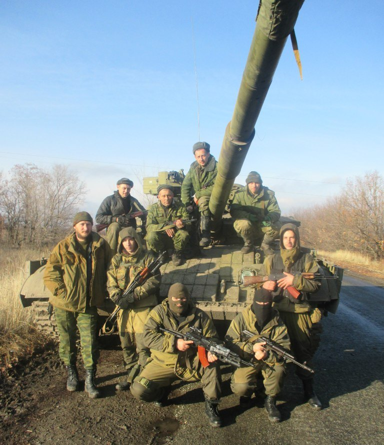 Как сообщил агентству «Урал-пресс-информ» старший лейтенант «Бруся», вчера вооруженные силы Украи