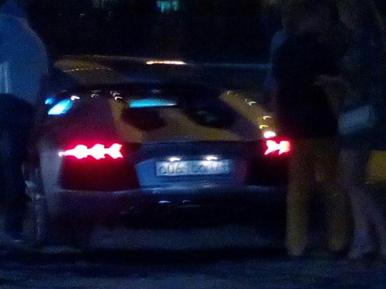 Фотографии с места аварии появились накануне вечером в группе «Подслушано Северок»