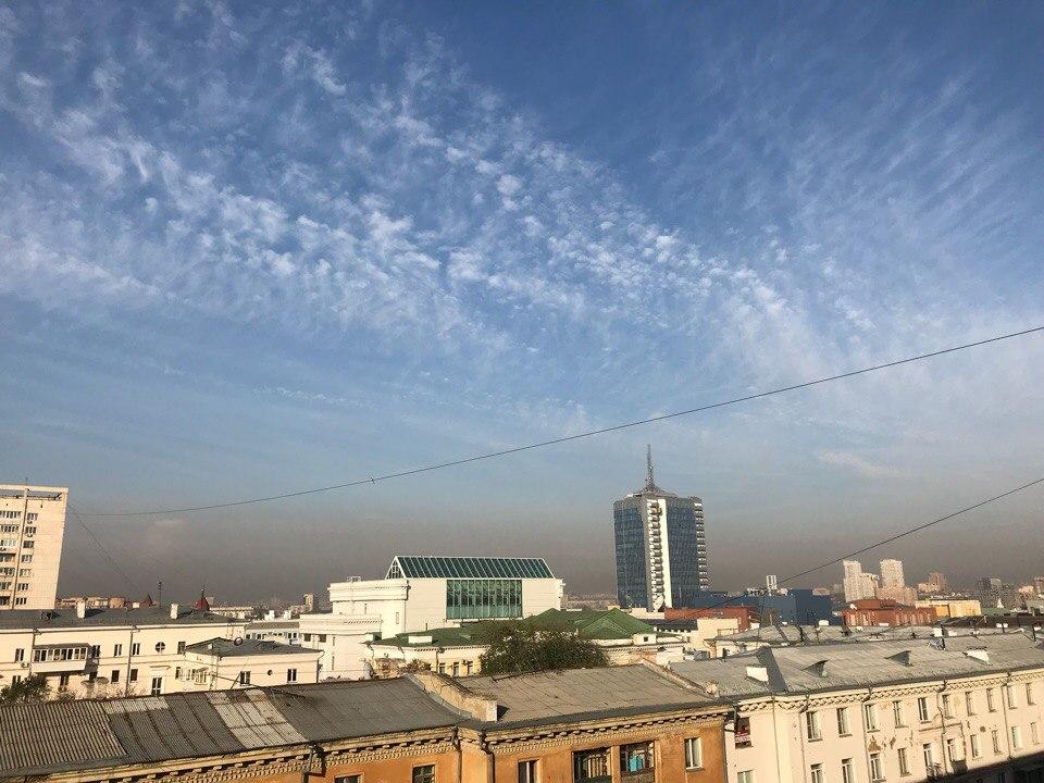 Доклад Бурматова прозвучал на круглом столе «Об улучшении атмосферного воздуха в Челябинской обла