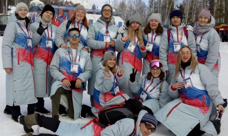 В Челябинской области завершился отбор волонтеров на этап Кубка мира по фристайлу, который пройде