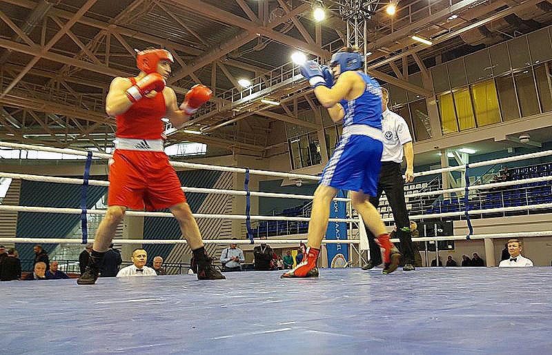 Состязания, состоявшиеся в Санкт-Петербурге, в легкоатлетическом манеже на Крестовском острове, б