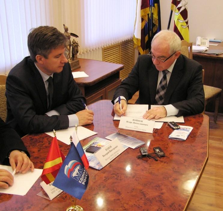 В Миассе (Челябинская область) подписано соглашение о строительстве жилья эконом-класса для работ