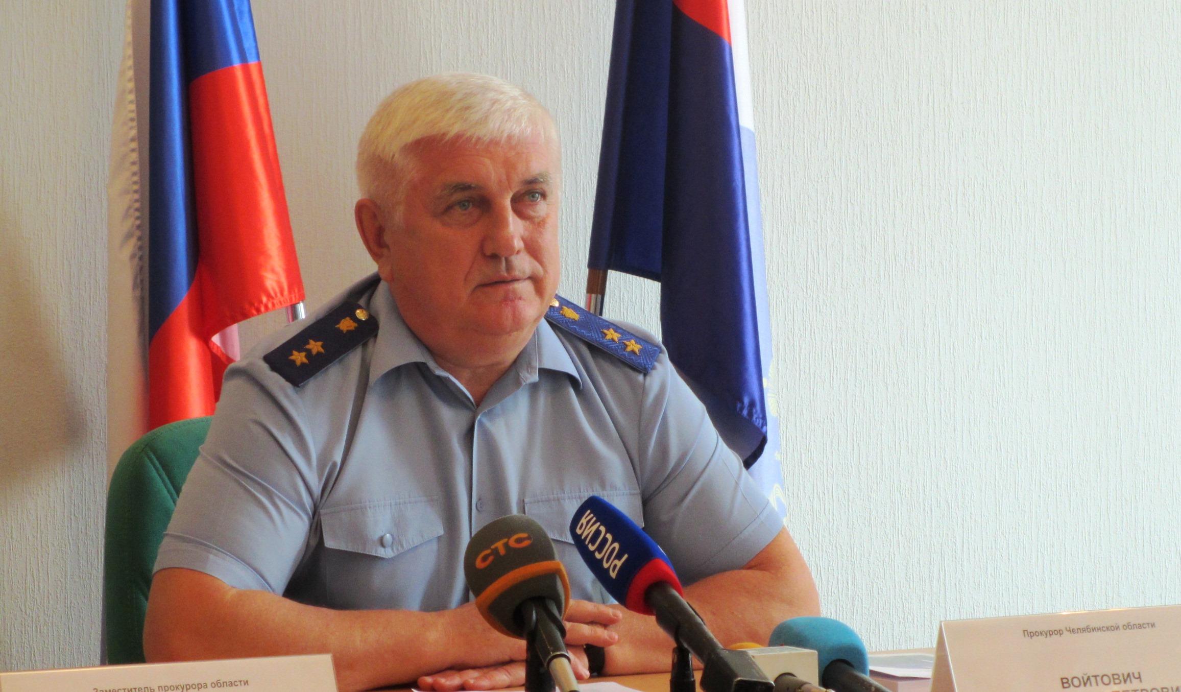 Как сообщили агентству «Урал-пресс-информ» в прокуратуре области, показатели готовности Чебаркуль