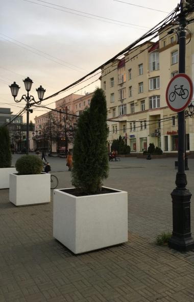 В Челябинске осталось отыграть один контракт по благоустройству общественных пространств в 2021 г