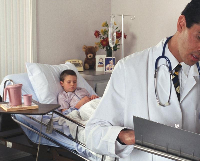 Челябинская областная детская клиническая больница активно развивает самые современные методы ока