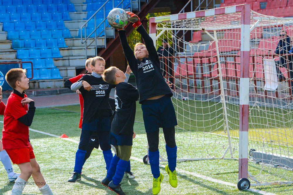 В предстоящие выходные, 1 и 2 июня, в Челябинске стартует фестиваль детского дворового футбола «М