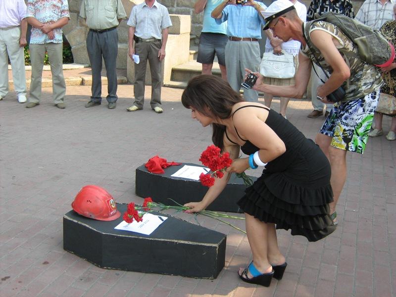 В ближайшее воскресенье, 2 сентября, в Челябинске в сквере имени Колющенко запланировано провед