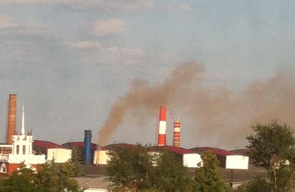 На копейском машиностроительном заводе состоялась выездная проверка министерства экологии и проку