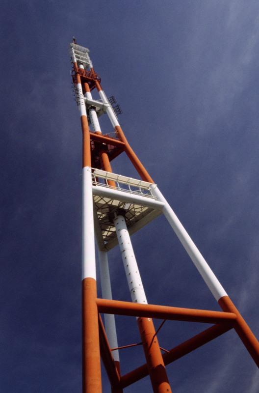 Челябинский филиал ОАО «Ростелеком» (ТМ Utel) первым из операторов ввел в эксплуатацию вышку связ
