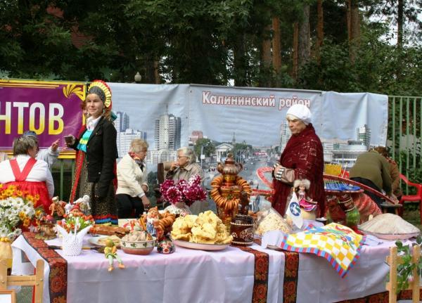 Цветочно-плодовый праздник смогут посетить все горожане и гости города. Как сообщили агентству «У