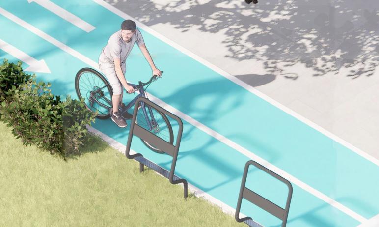 Администрация Челябинска продолжает разрабатывать концепцию велоинфраструктуры города в рамках пр