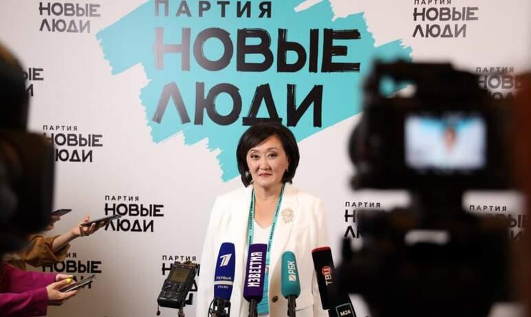 В челябинском отделении партии «Новые люди» готовятся к визиту Сарданы Авксентьевой – экс-мэра Як