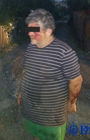В Челябинске задержан пьяный садовод, который хотел зарубить топором своих соседей по дачному уча