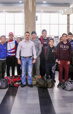 Команда из Челябинской области примет участие в IV Всероссийском фестивале дворового спорта, кото