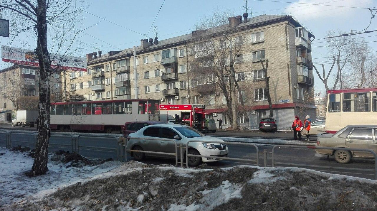 Инцидент произошел сегодня днем на пересечении улиц Победы и Каслинской. «По предварительной