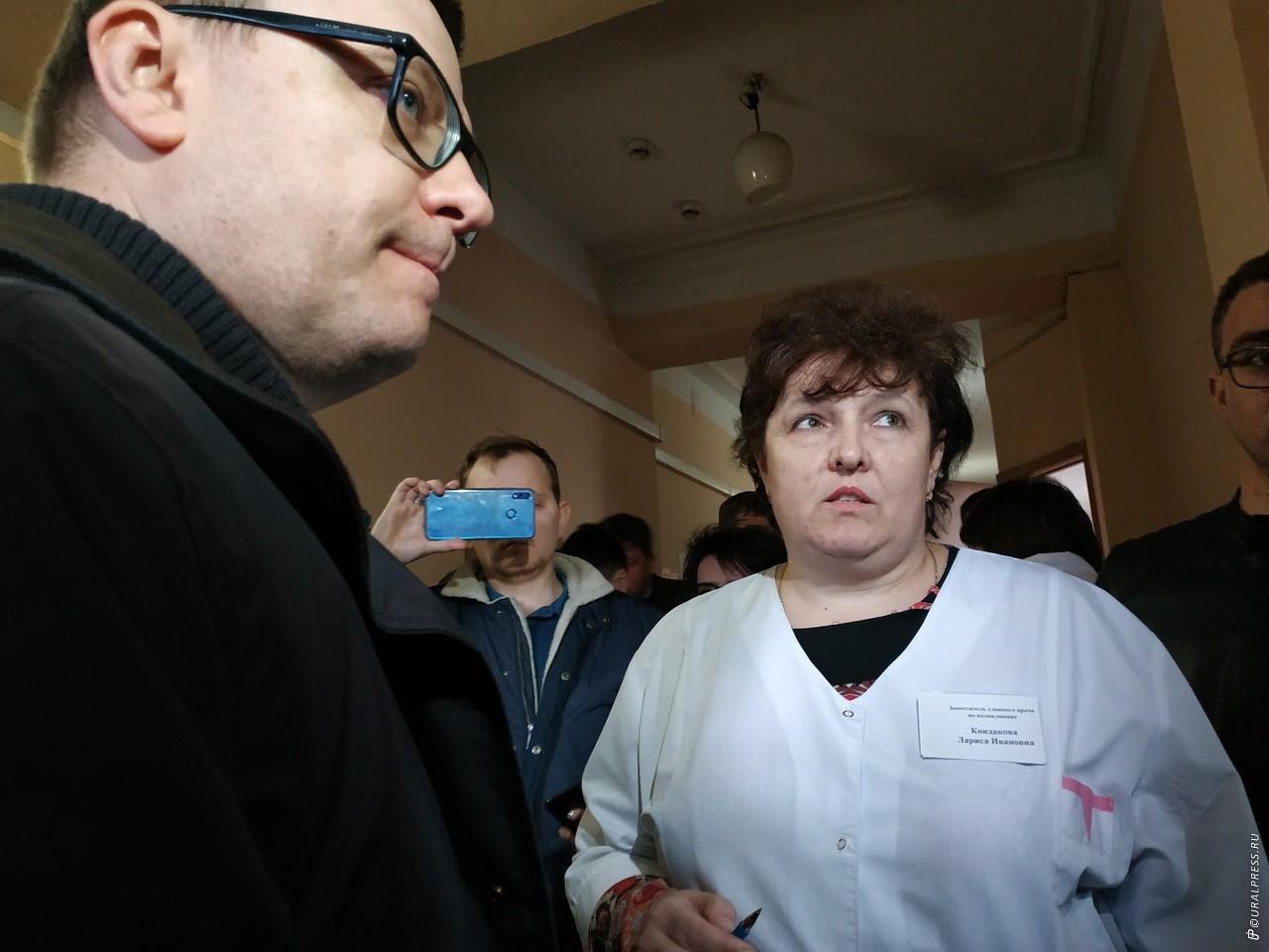 Больницы Копейского городского округа (Челябинская область) испытывают серьезный дефицит медицинс