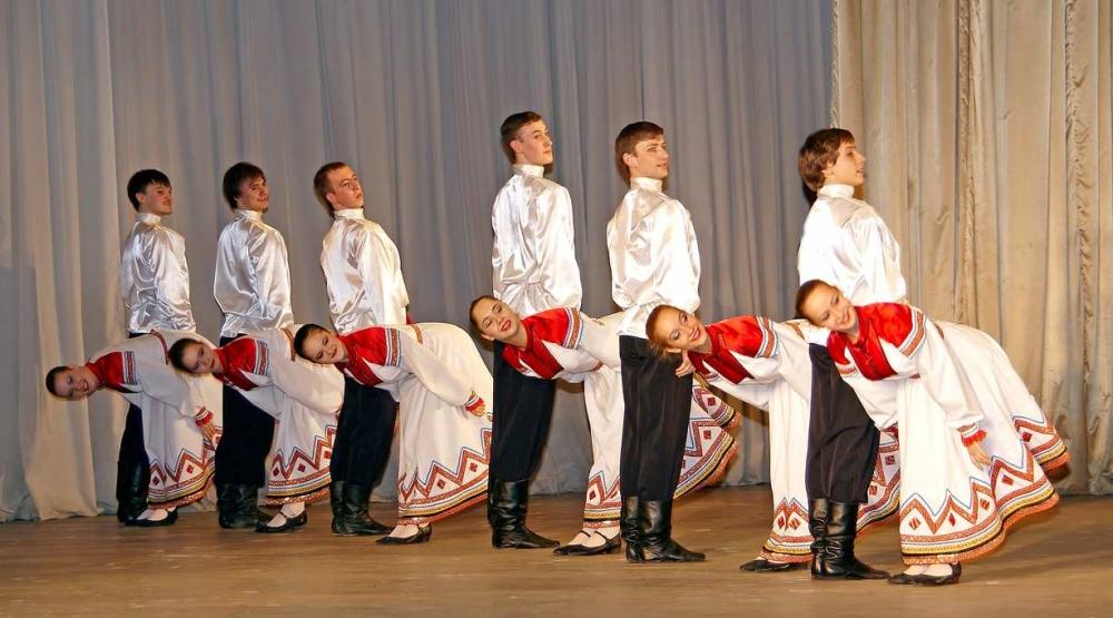 Как сообщили агентству «Урал-пресс-информ» в вузе, хореографический факультет института подготови