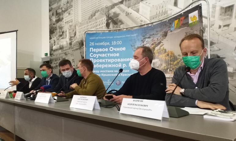 В Челябинске обустройство 115 километров набережной может объединить весь город. Масштабный проек