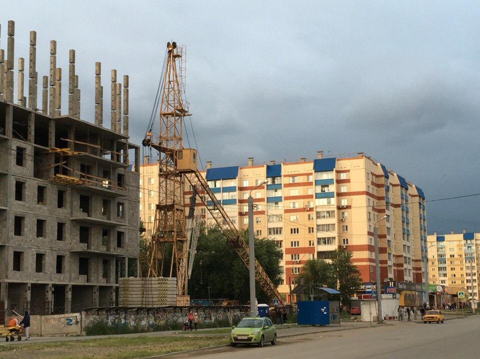 Конференция совпала с открытием десятой по счету выставки «Строительство-2017. Ural» (8-10 август