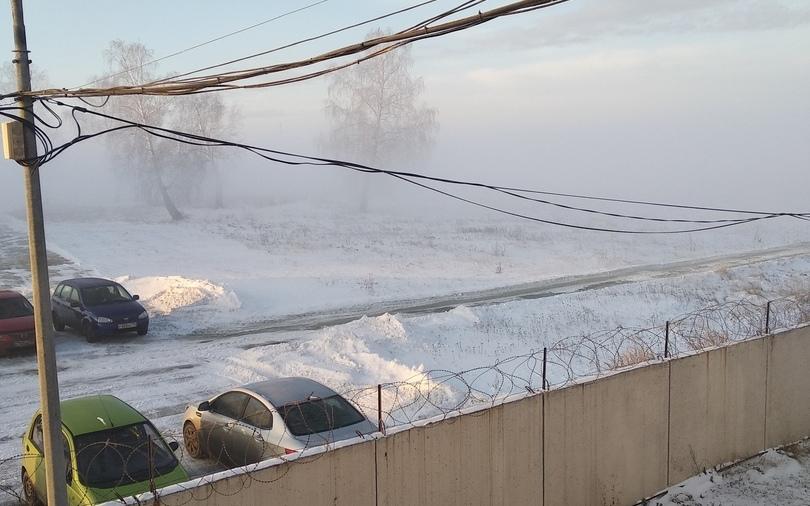 В Челябинской области жители многострадального города Коркино третий день – начиная с понедельник
