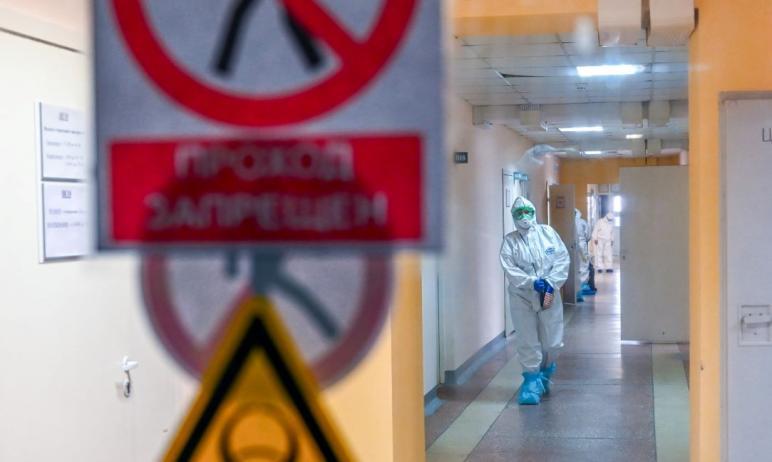 В городской больнице №1 Копейска в соответствии с постановлением главного санитарного врача облас