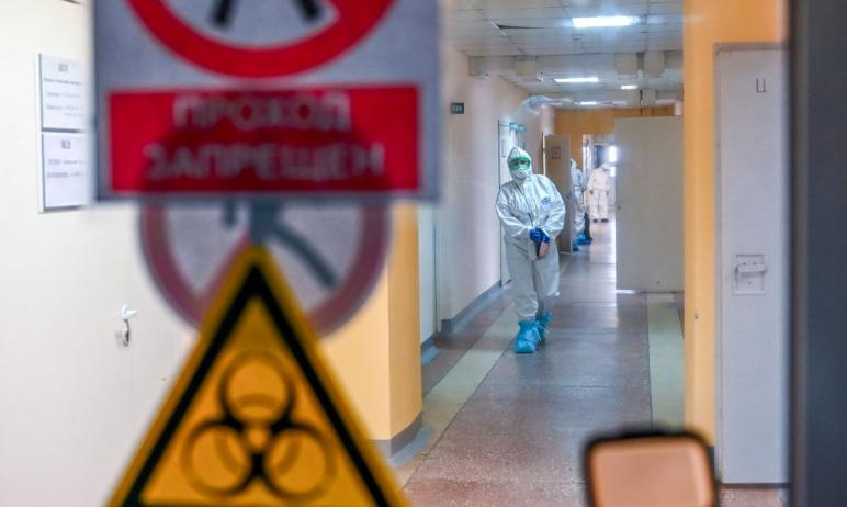 В Челябинской области весь период пандемии лабораторно подтверждено 65 тысяч 28 случаев новой кор