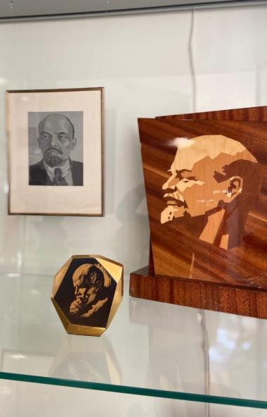 Сегодня. 10 марта, в Государственном историческом музее Южного Урала открылась выставка, посвящен