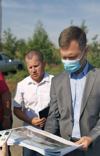 Заместитель главы Челябинска по городскому хозяйству Александр Астахов сегодня, четвертого август