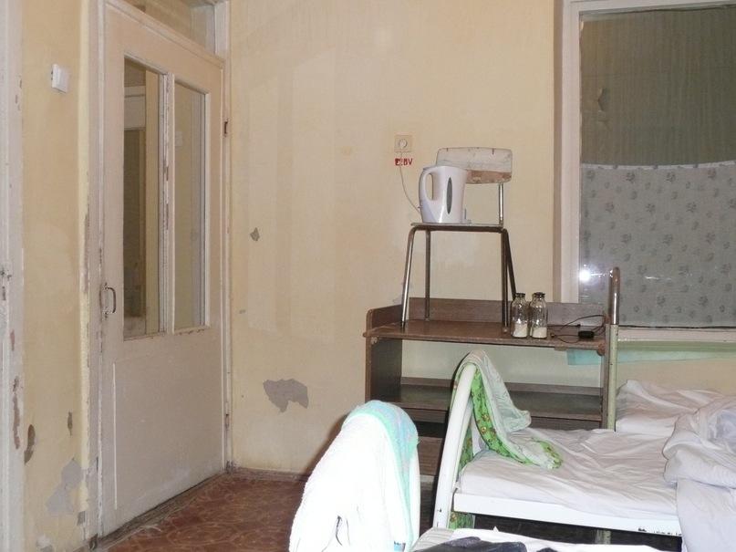 Вчера, 29 ноября, находясь в Миассе, Валерий Панов решил лично проверить состояние здания и матер