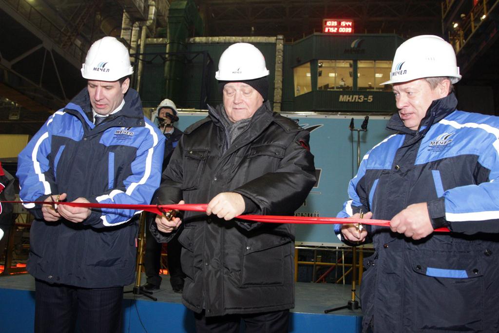 Как сообщил сегодня, первого марта, агентству «Урал-пресс-информ» на открытии первой очереди стан