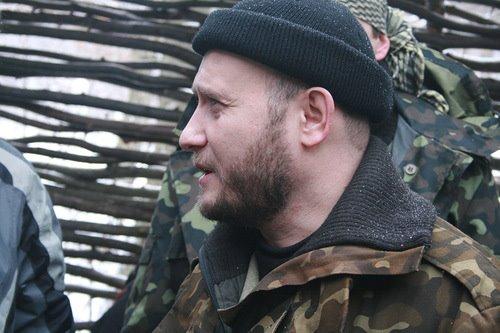 По иронии судьбы, зеленка часто используется пришедшими к власти украинскими националистами для т
