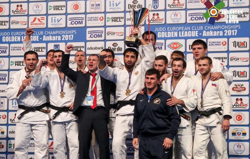 Денис Ярцев, Кирилл Денисов и Ренат Саидов первенствовали в«Золотой лиге» чемпионата Европы в со