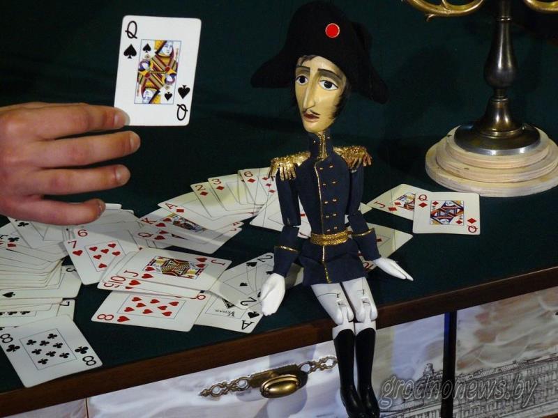 Свои работы на суд публики и жюри представили кукольники из Кургана, Перми, Кирова, Хабаровска, С