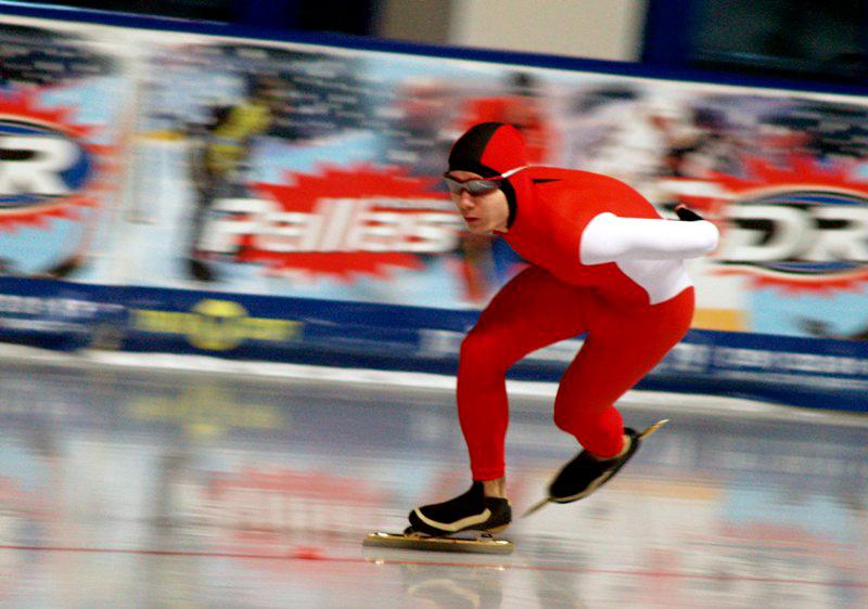 Челябинская конькобежка Ольга Фаткулина выступит на льду родного города. Известная на всю страну