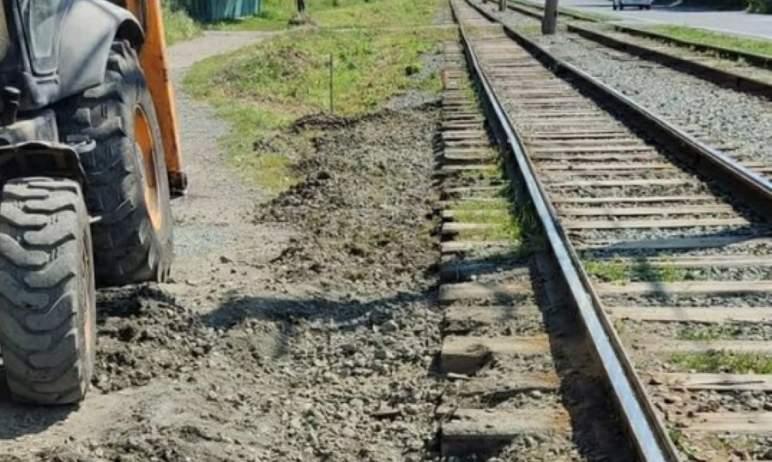 В Челябинске заключен муниципальный контракт по восстановлению пяти трамвайных остановок по улице