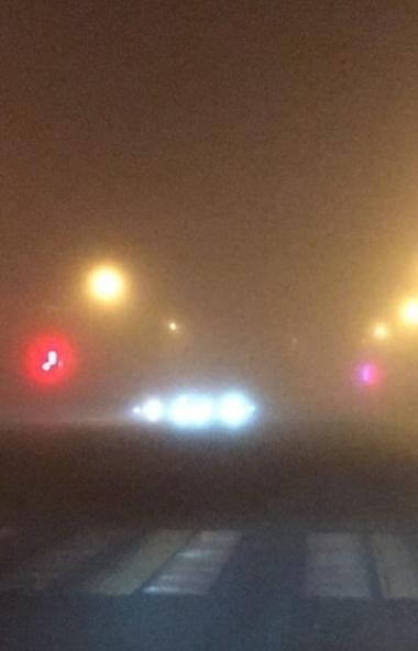 ГУ МЧС России по Челябинской области предупреждает жителей о сильных туманах, которые сохранятся