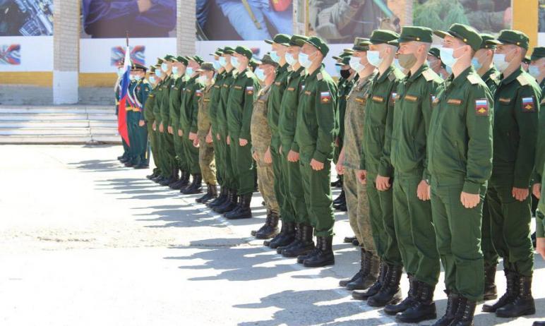 Челябинская область полностью выполнила государственное задание по весеннему призыву 2021-го года
