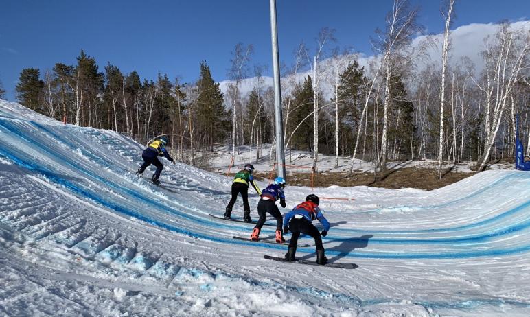 На горнолыжном курорте «Солнечная долина» в Челябинской области завершился финал Кубка России по